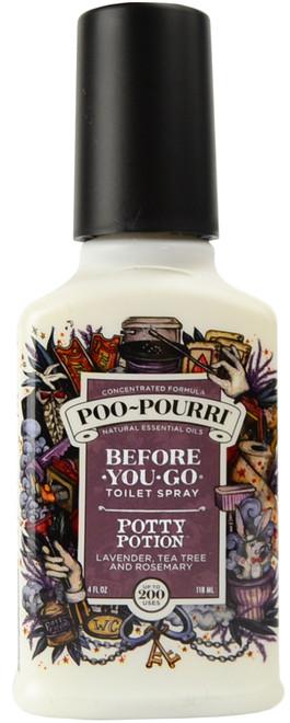 Large Potty Potion Poo-Pourri Before You Go Toilet Spray (4 fl. oz. / 118 mL)
