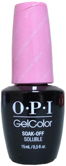 OPI Gelcolor Getting Nadi On My Honeymoon (UV / LED Polish)