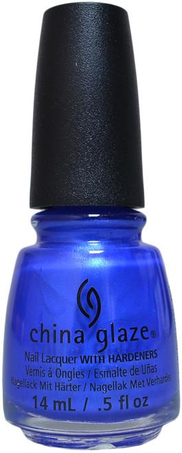 China Glaze Crushin' On Blue