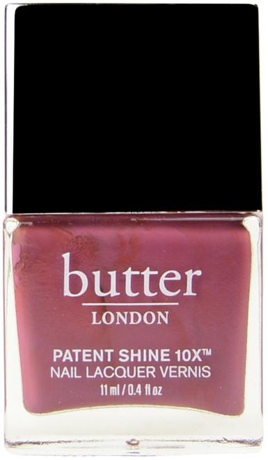Butter London Toff Patent Shine 10X (Week Long Wear)