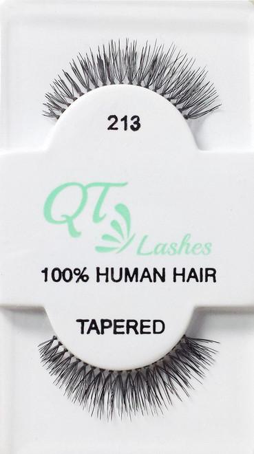QT Lashes #213 Tapered QT Lashes