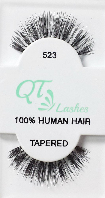 QT Lashes #523 Tapered QT Lashes