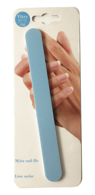 Vitry Mylar Nail File (Blue)