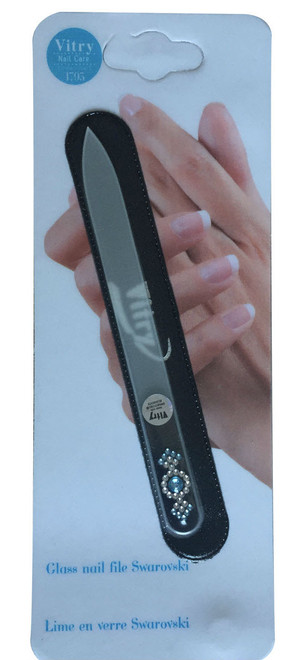 Vitry Swarovski Glass Nail File