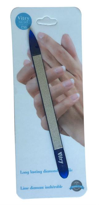 Vitry Long Lasting Diamond Nail File (17 cm)
