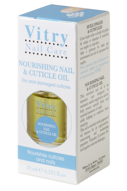 Vitry Nourishing Nail & Cuticle Oil (10 mL)