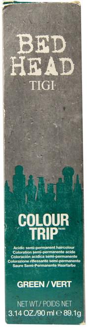 Bed Head Colour Trip Green Semi-Permanent Hair Colour (3.14 oz. / 90 mL)