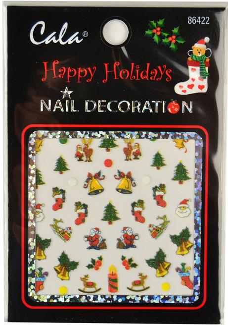 Cala Holidays #4 Nail Decal