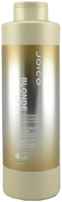 JOICO Blonde Life Brightening Conditioner (33.8 fl. oz. / 1 L)