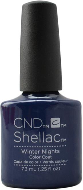 CND Shellac Winter Nights (UV / LED Polish)