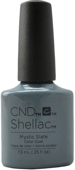 CND Shellac Mystic Slate (UV / LED Polish)