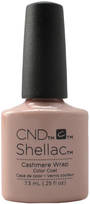 CND Shellac Cashmere Wrap (UV / LED Polish)