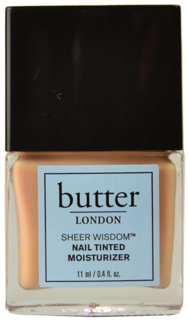 Butter London Light Sheer Wisdom Nail Tinted Moisturizer