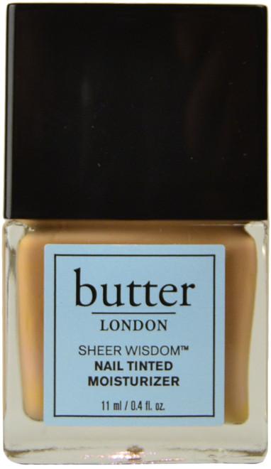 Butter London Medium Sheer Wisdom Nail Tinted Moisturizer