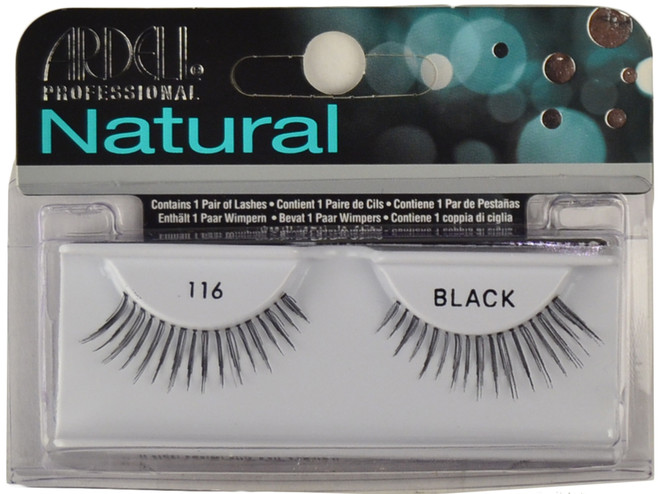 Ardell Lashes 116 Black Ardell Lashes