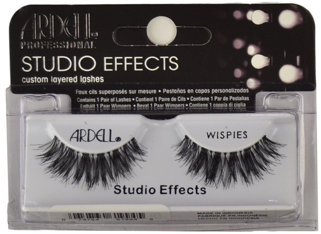 Ardell Lashes Studio Effects Wispies Black Ardell Lashes