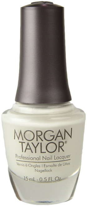 Morgan Taylor All White Now