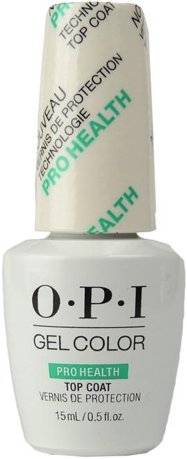 OPI GelColor Pro Health Top Coat (UV / LED Polish)