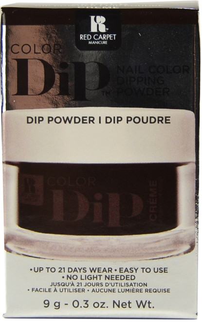 Red Carpet Manicure Thrill Seeker Color Dip Powder