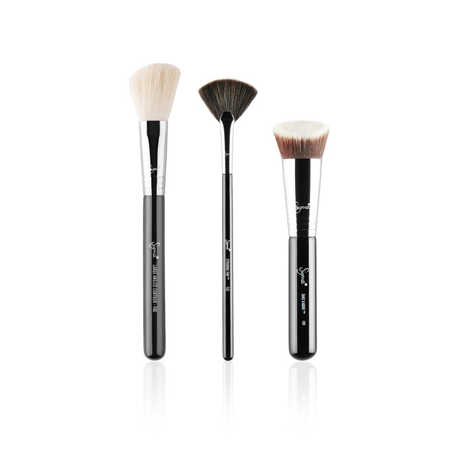 Sigma Beauty 3 pc It Girl Brush Set
