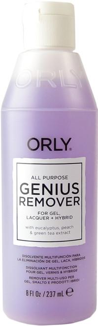 Orly Genius Gel/Lacquer Hybrid Remover (8 fl. oz. / 237 mL)