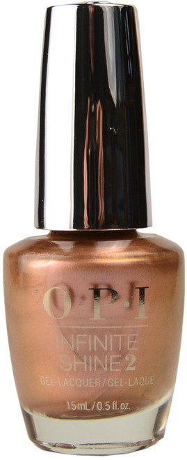 OPI Infinite Shine Made It To The Seventh Hill! (Week Long Wear)