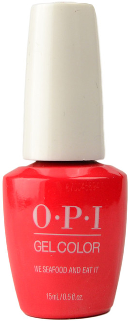 OPI GelColor We Seafood And Eat It (UV / LED Polish)