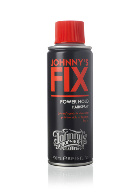 Johnny's Chop Shop Johnny's Fix Power Hold Hairspray (6.76 fl. oz. / 200 mL)