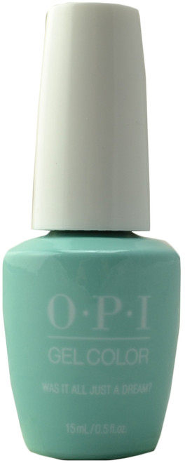 OPI GelColor Was It All Just A Dream? (UV / LED Polish)