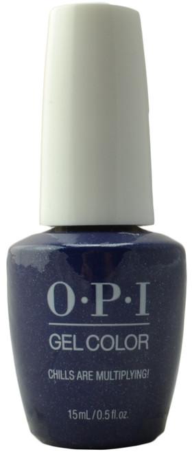OPI GelColor Chills Are Multiplying! (UV / LED Polish)
