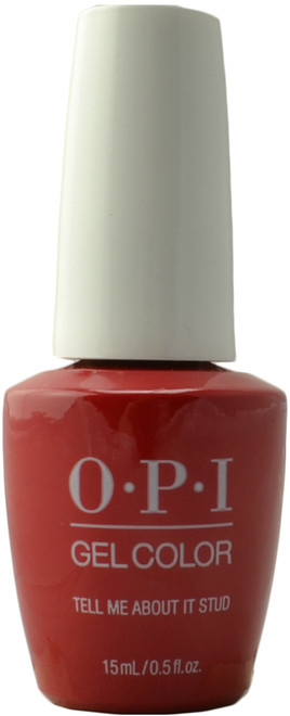 OPI GelColor Tell Me About It Stud (UV / LED Polish)