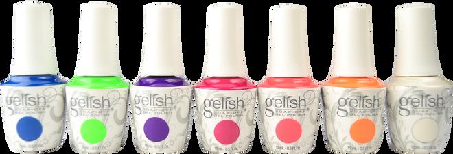 Gelish 7 pc Make A Splash Collection