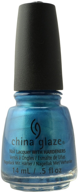 China Glaze Mer-Made For Bluer