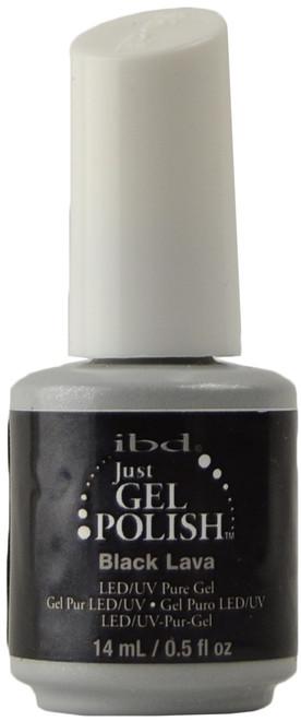 IBD Gel Polish Black Lava (UV / LED Polish)