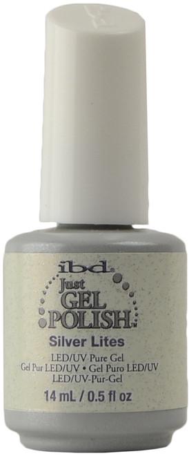 IBD Gel Polish Silver Lites (UV / LED Polish)