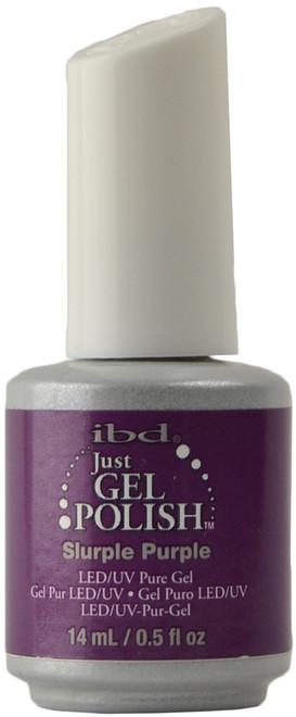 IBD Gel Polish Slurple Purple (UV / LED Polish)