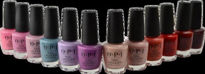 OPI 12 pc Peru Collection