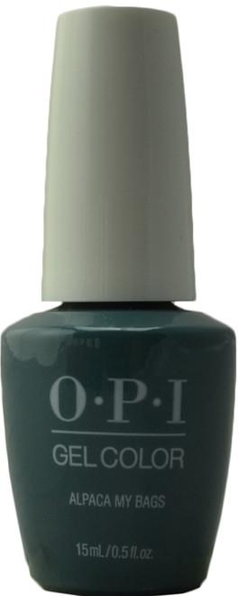 OPI Gelcolor Alpaca My Bags (UV / LED Polish)