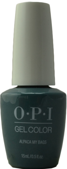 OPI Gelcolor Alpaca My Bags (UV / LED Polish)