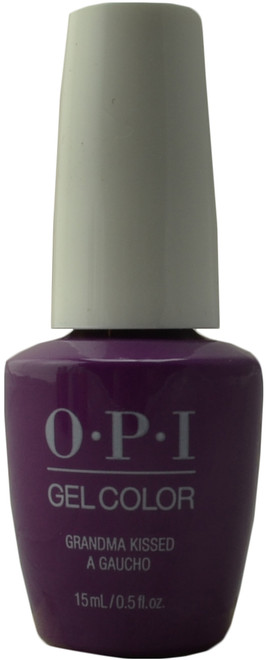 OPI Gelcolor Grandma Kissed A Gaucho (UV / LED Polish)