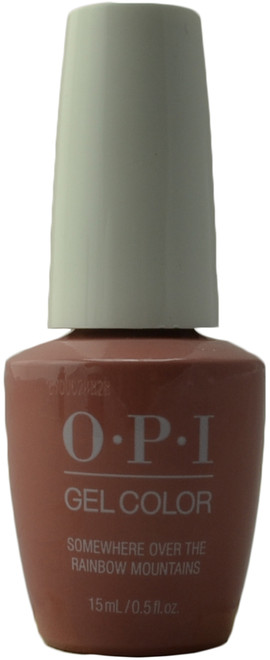 OPI Gelcolor Somewhere Over The Rainbow Mountains (UV / LED Polish)