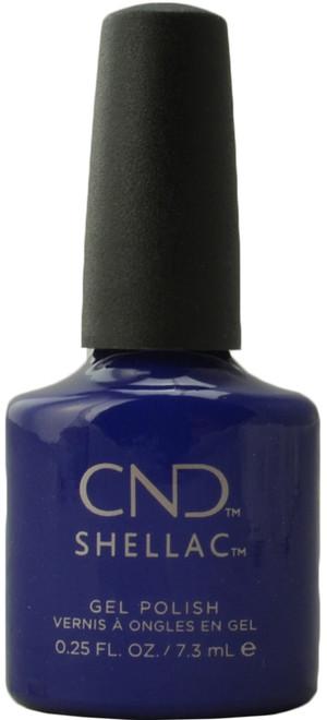 CND Shellac Blue Moon (UV / LED Polish)