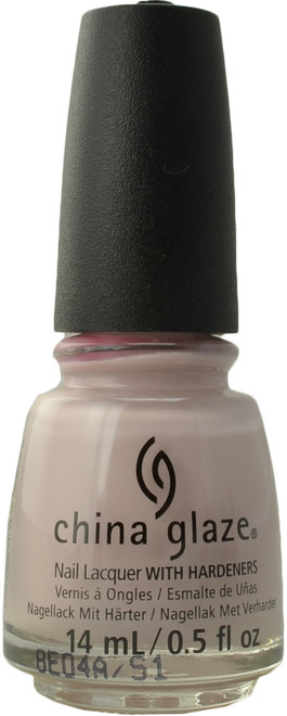 China Glaze Throwing Suede