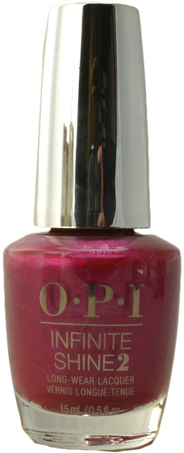 OPI Infinite Shine Peru-B-Ruby (Week Long Wear)