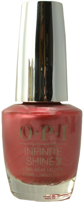 OPI Infinite Shine Hong Kong Sunrise (Week Long Wear)