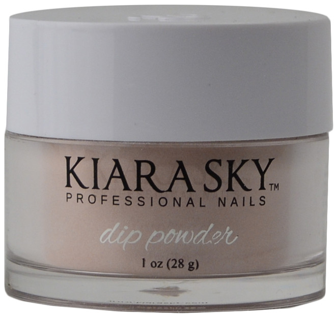 Kiara Sky Bare With Me Acrylic Dip Powder (1 oz. / 28 g)