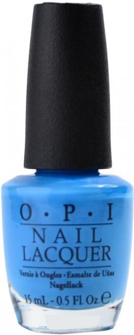 OPI No Room For The Blues nail polish