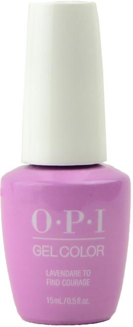 OPI GelColor Lavender To Find Courage