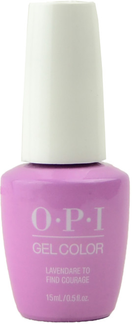 OPI GelColor Lavender To Find Courage