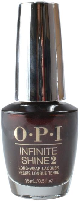 OPI Infinite Shine Black To Reality